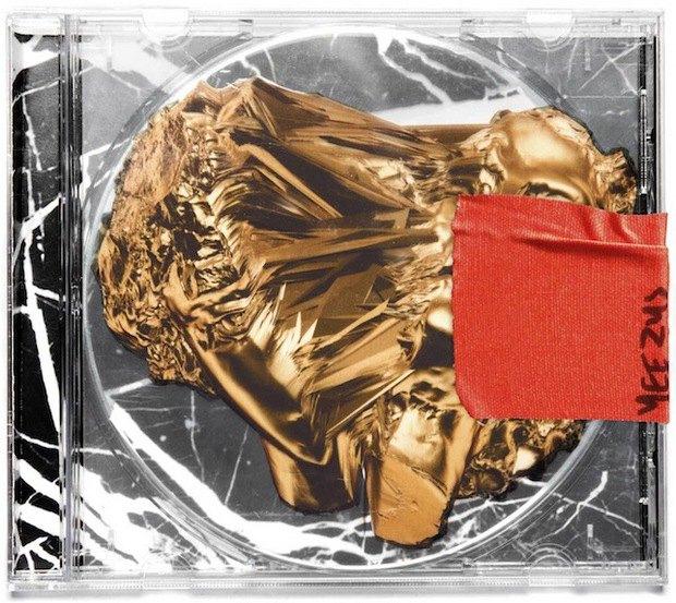 Канье Уэст опубликовал обложку своего нового альбома «Yeezus». Изображение № 1.