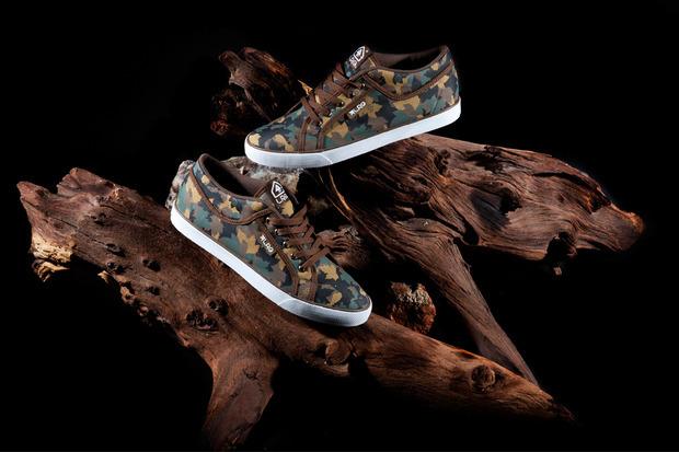 Марка LRG выпустила свою первую коллекцию обуви. Изображение № 6.