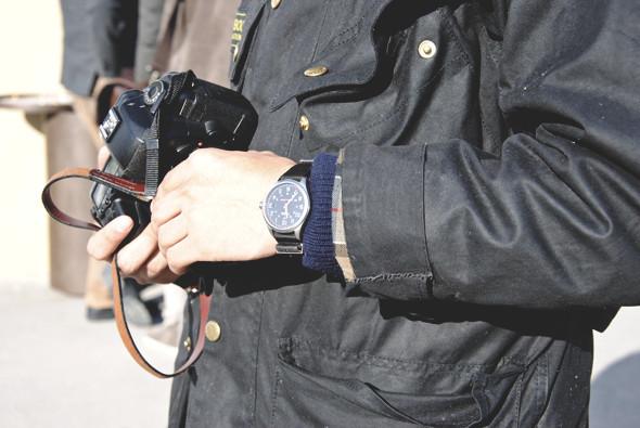Детали: Репортаж с выставки мужской одежды Pitti Uomo. День первый. Изображение № 54.