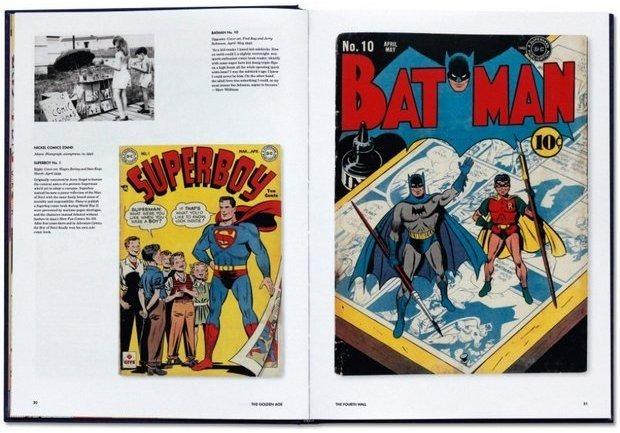Вышла книга об истории комиксов The Golden Age of DC Comics. Изображение № 5.