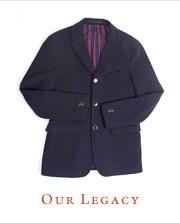 Как правильно носить и выбирать блейзеры — пиджаки на медных пуговицах. Изображение № 30.