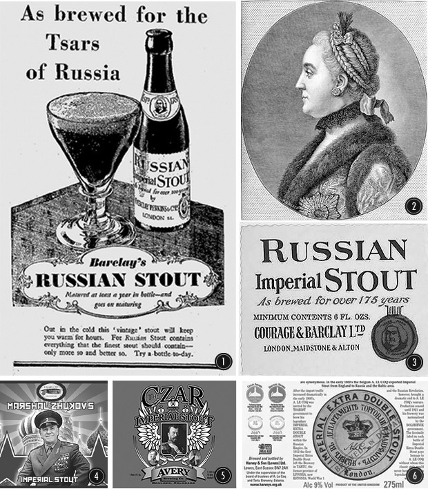 Царская охота: Путеводитель по императорским стаутам — крепкому темному пиву. Изображение № 2.