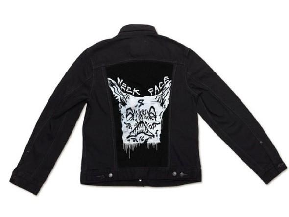 Изображение 4. Вышла коллекция джинсовых курток Levis x MoCA.. Изображение № 5.