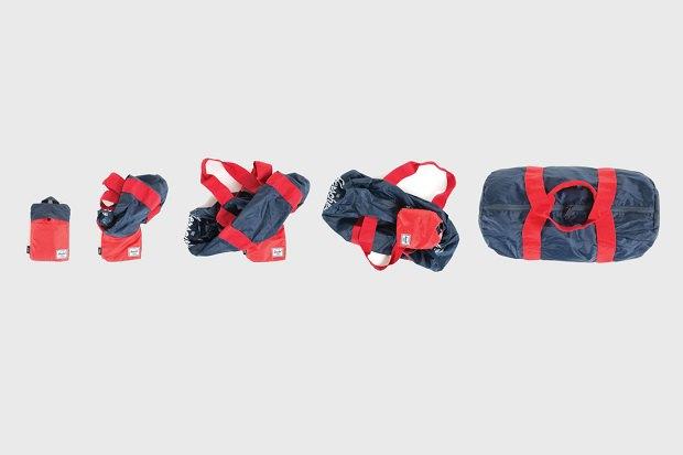 Марка Herschel опубликовала лукбук осенней коллекции рюкзаков. Изображение № 2.