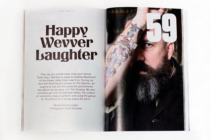Роспечать: 15 журналов о мужском стиле, которые можно купить в Москве. Изображение № 45.