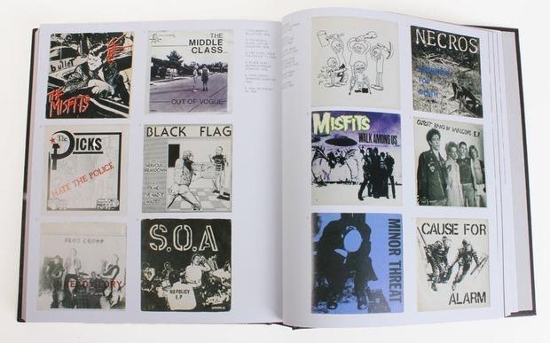 Вышла книга «Punk: An Aesthetic», посвященная визуальной составляющей панк-культуры. Изображение № 8.