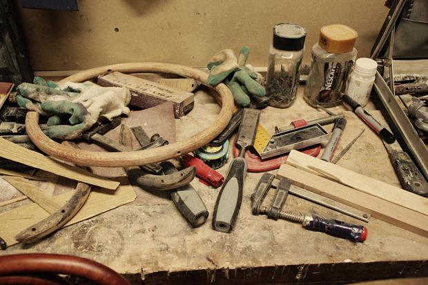 Круглый стол: Арт-директор мастерской Objects Desired о том, как своими руками обставить жилище. Изображение № 7.
