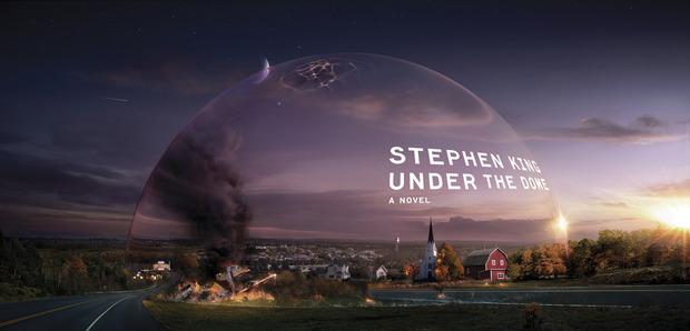 По роману Стивена Кинга «Под куполом» снимут сериал. Изображение № 1.