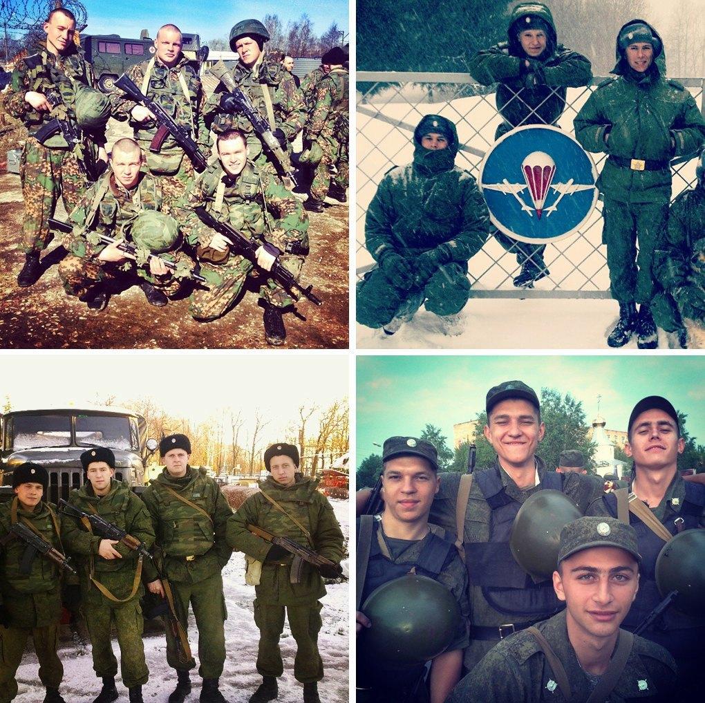 Что публикуют в своих Instagram российские призывники. Изображение № 8.