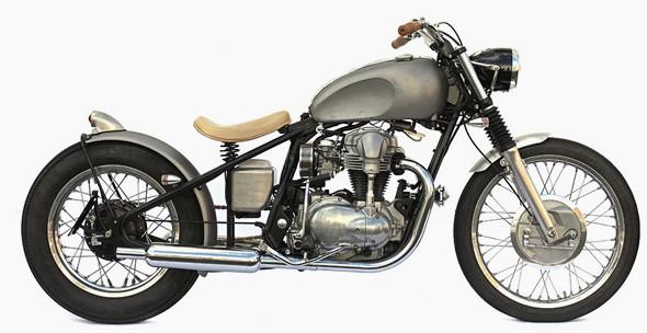 Motorcycle Club: современная мода на ретро-байки. Изображение № 17.