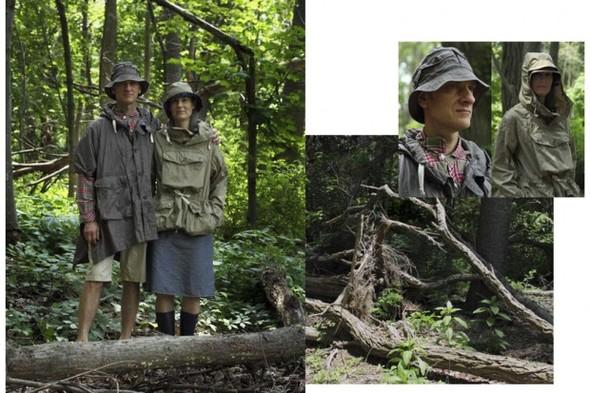 Лукбук новой коллекции марки Engineered Garments. Изображение № 2.