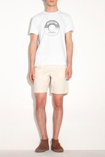 Марка A.P.C. опубликовала лукбук новой коллекции одежды. Изображение № 12.