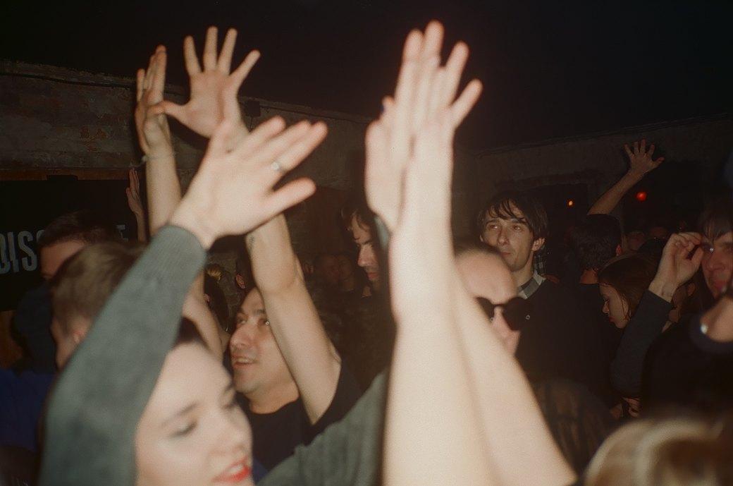 Фоторепортаж: «Дисциплина» в клубе «Смена». Изображение № 7.