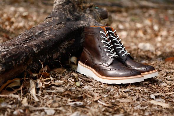 Изображение 3. Японская обувная компания Regal представила свою вторую линию.. Изображение № 4.