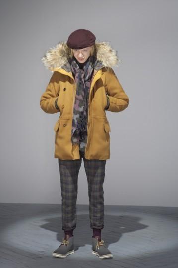 Японская марка Undercover выпустила лукбук осенней коллекции одежды. Изображение № 30.