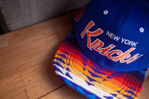 Genesis Project совместно с Pendleton выпустили коллекцию кепок с символикой команд НБА. Изображение № 9.