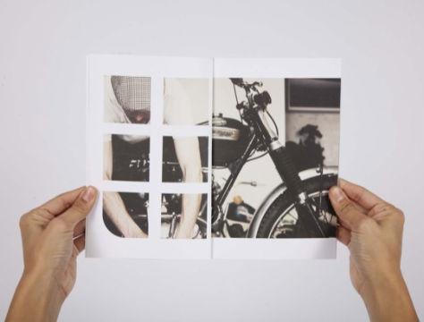 Марка Vans OTW выпустила видео и фотоальбом, посвященные старейшей мотогонке Калифорнии. Изображение № 4.