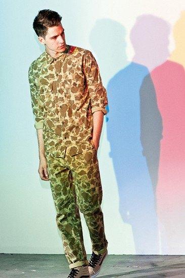 Марка Carhartt WIP выпустила лукбук весенней коллекции одежды. Изображение № 1.