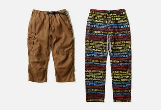 Американская марка Manastash выпустила весеннюю коллекцию одежды. Изображение № 12.