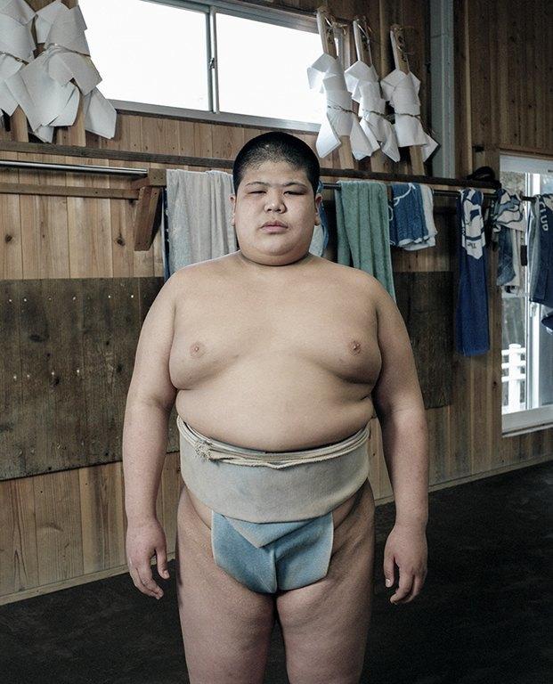 Как тренируются в борцовских школах сумо. Изображение № 7.