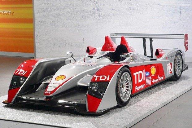 Audi R10 TDI . Изображение № 27.