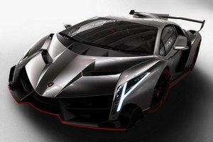 Lamborghini представили концепт одноместного суперкара Egoista. Изображение № 11.