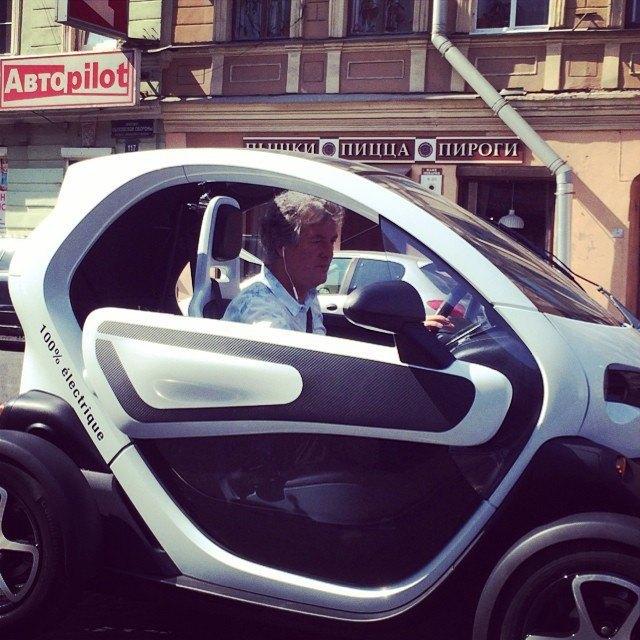 В Санкт-Петербурге прошли съёмки популярного шоу Top Gear. Изображение № 2.