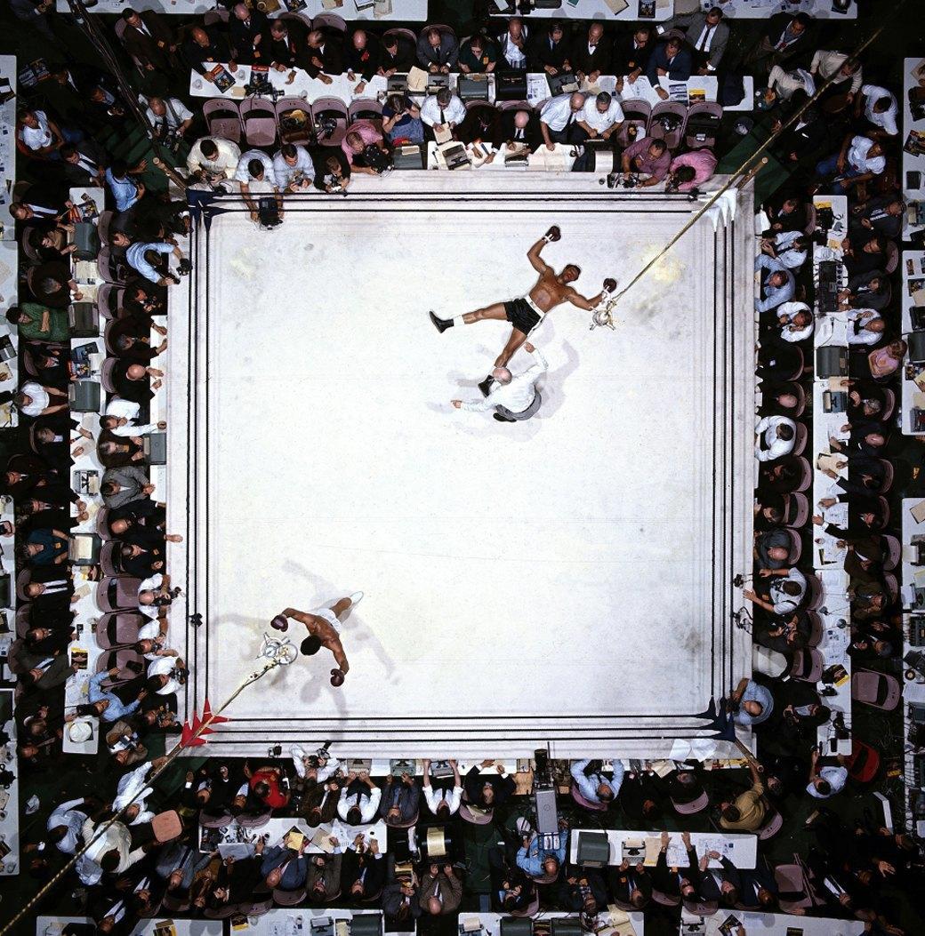 Sports illustrated: Истории 13 культовых фотографий из мира спорта. Изображение № 6.