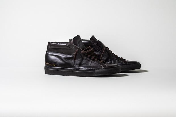 Марка Common Projects представила осеннюю коллекцию обуви. Изображение № 15.