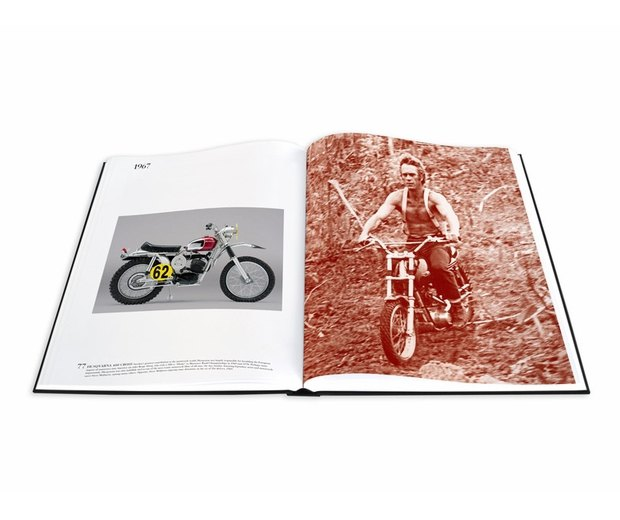 Вышла книга The Impossible Collection of Motorcycles. Изображение № 2.