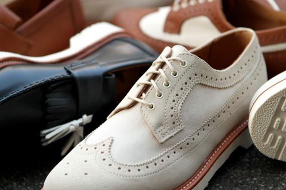Марка Dr. Martens выпустила весеннюю коллекцию обуви. Изображение № 3.