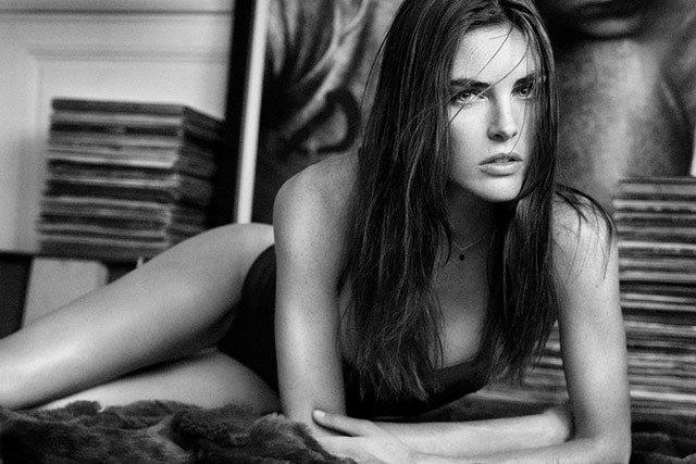 Американская модель Хилари Рода снялась в рекламе нижнего белья. Изображение № 5.
