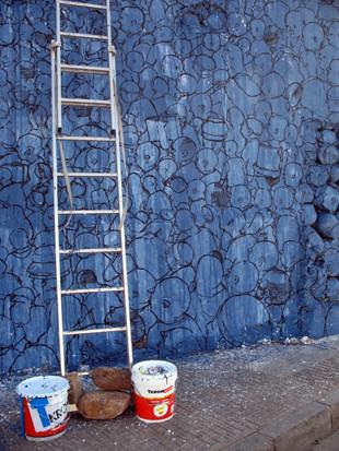 Уличный художник Blu представил новую работу в Марокко. Изображение № 5.