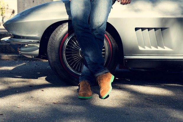 Марка Del Toro выпустила лукбук весенней коллекции обуви. Изображение № 10.