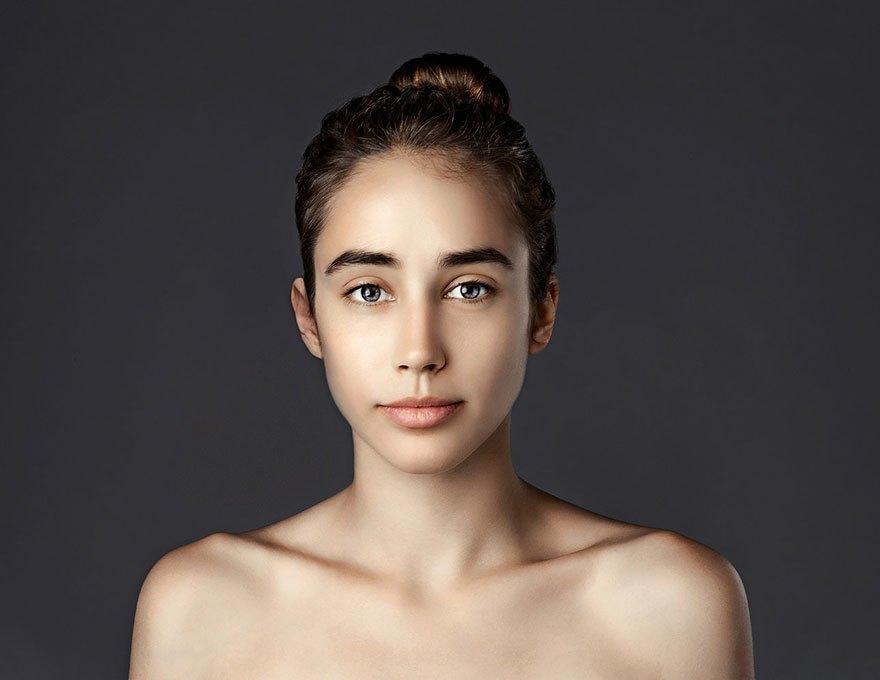 Как отличаются стандарты женской красоты в разных странах . Изображение № 19.
