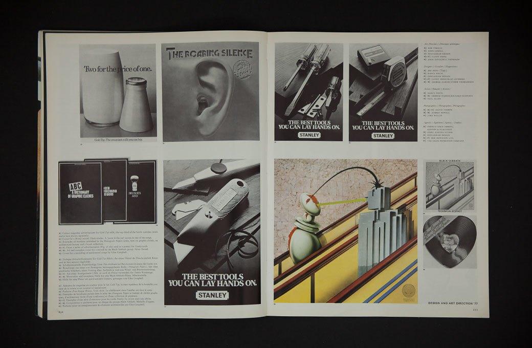 Библиотека мастерской: Журнал о графическом дизайне Graphis  . Изображение № 6.