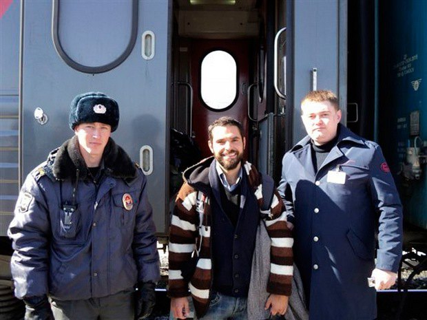 Пьяный француз выпал из поезда в Забайкалье. Изображение № 1.