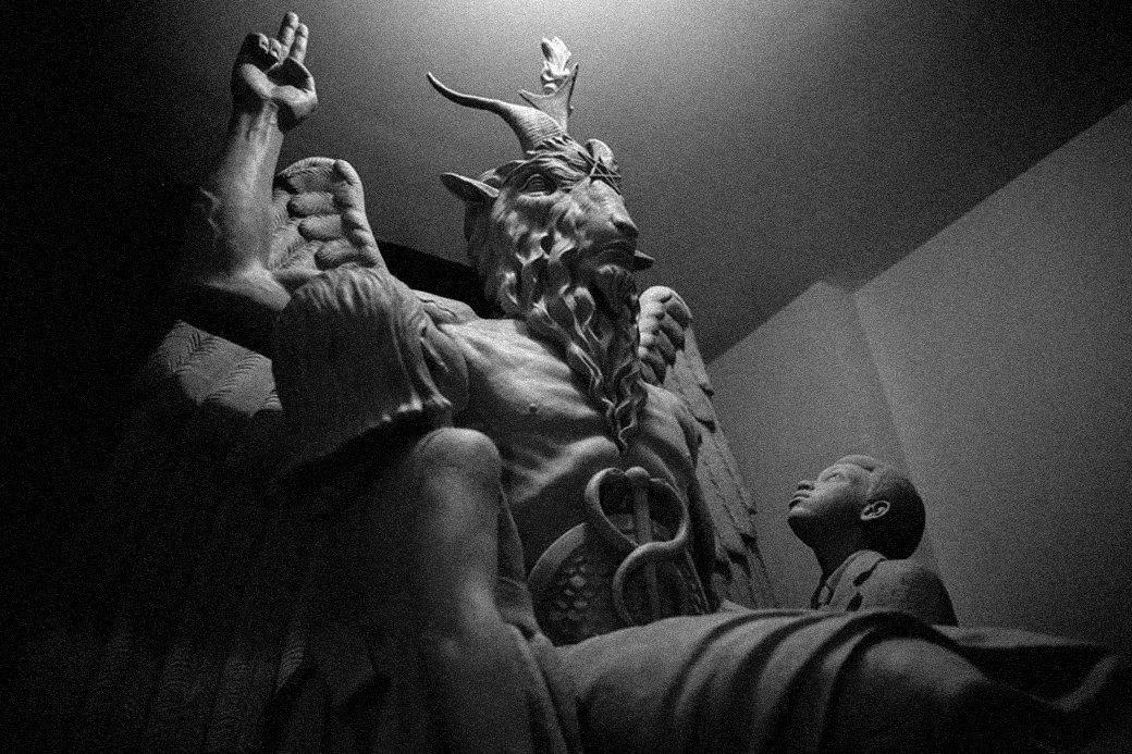 Печать Бафомета: Как американские сатанисты борются за свободу религии. Изображение № 3.