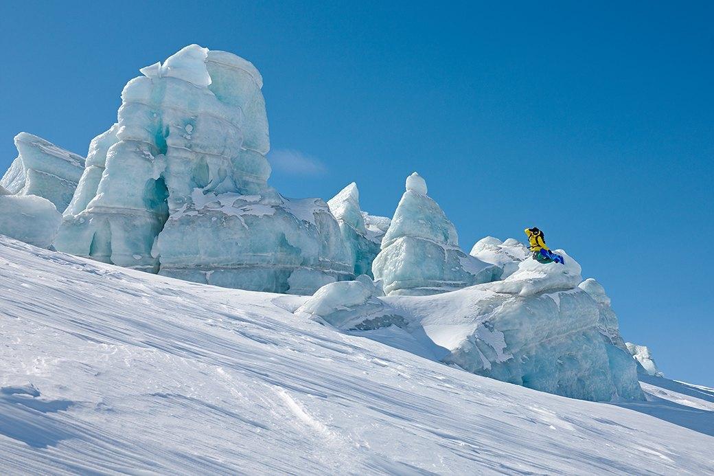 Фотопроект: 10 лет катания по самым экстремальным горам планеты . Изображение № 9.