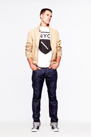 Saturdays Surf NYC выпустили лукбук весенней коллекции одежды. Изображение № 12.