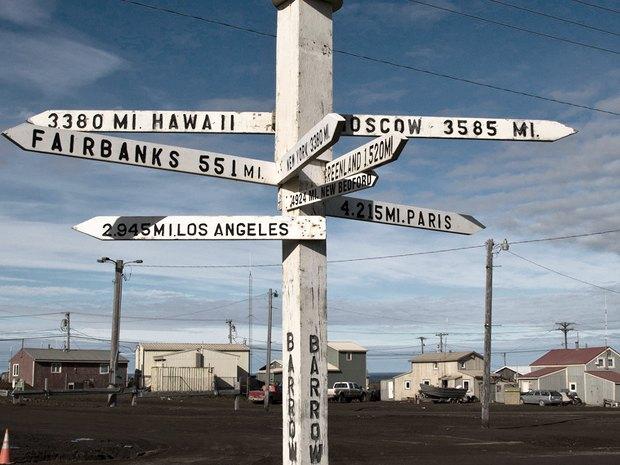 Вершина мира: Как я провел 26 дней на Аляске. Изображение № 13.