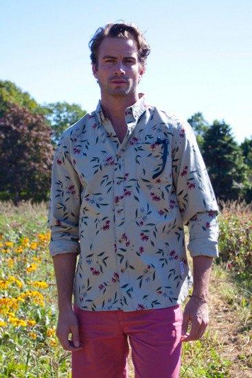 Марка Penfield опубликовала лукбук весенней коллекции одежды. Изображение № 9.