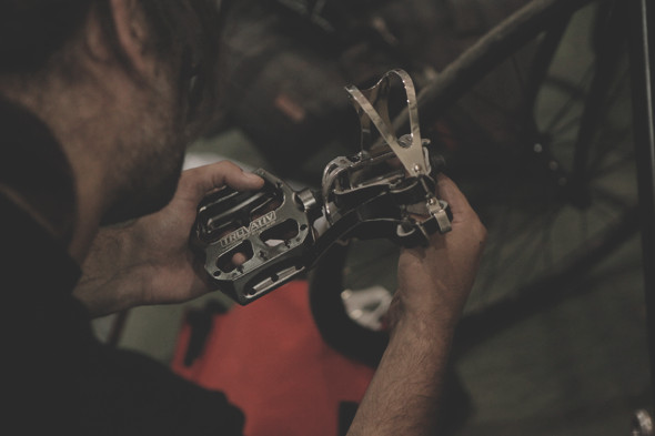 Детали: Репортаж с гонки Fixed Gear Moscow. Изображение № 12.