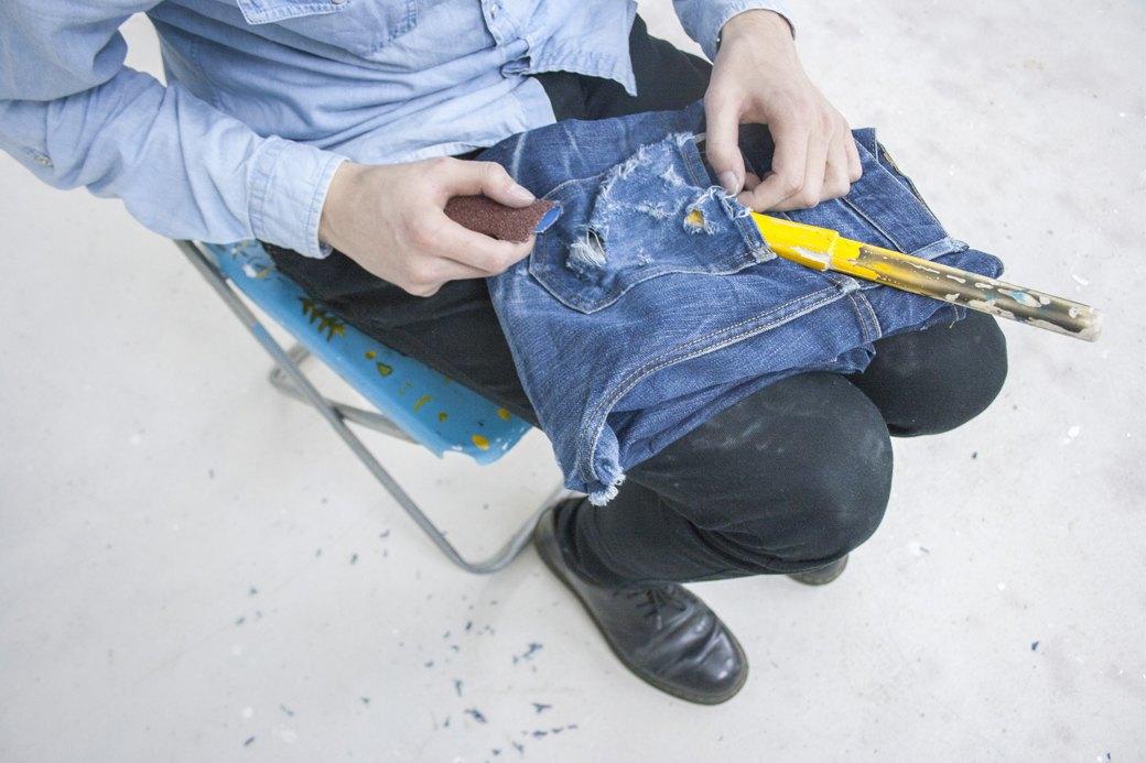 Как кастомизировать любимую пару джинсов. Изображение № 5.