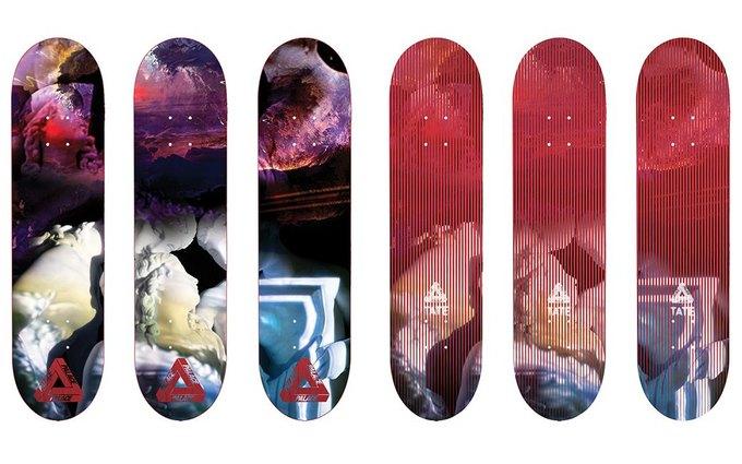 9 скейтбордов с принтами, выпущенных в 2013 году. Изображение № 10.