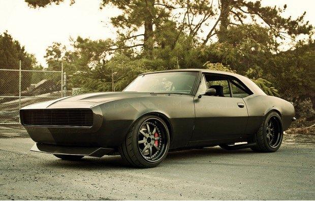 Chevrolet Camaro Vengeance. Изображение № 2.