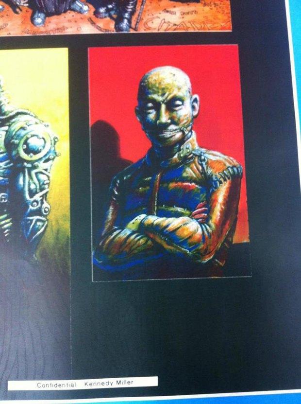 Опубликованы первые концепт-арты фильма «Безумный Макс: Дорога ярости». Изображение № 11.