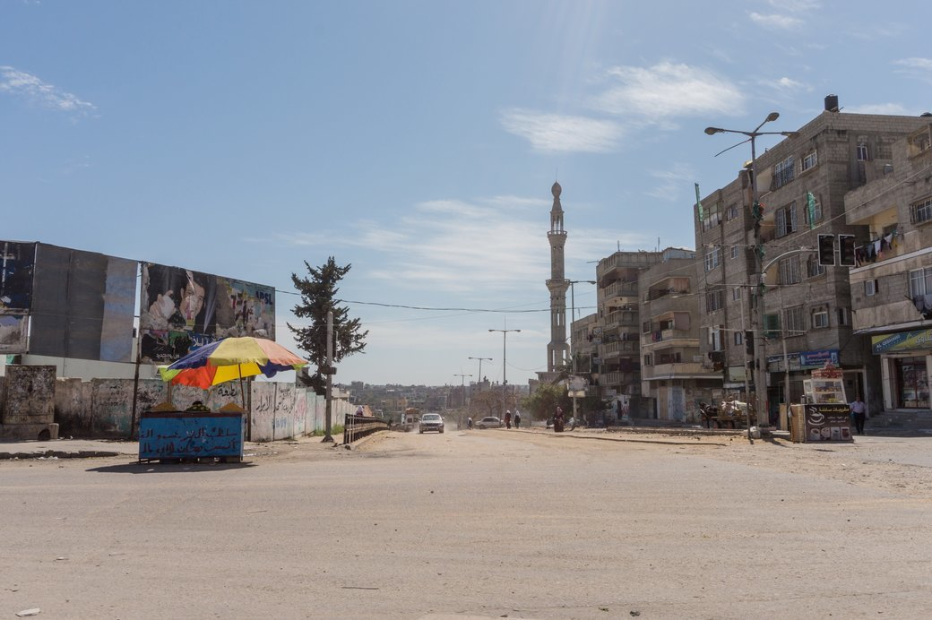 «Самая большая тюрьма в мире»: Путешествие в сектор Газа . Изображение № 20.