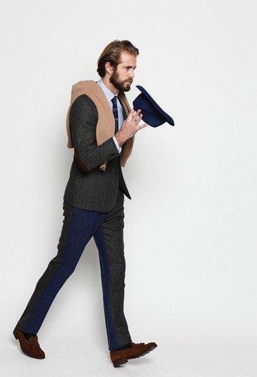 Марка Ovadia & Sons опубликовала лукбук осенней коллекции одежды. Изображение № 4.