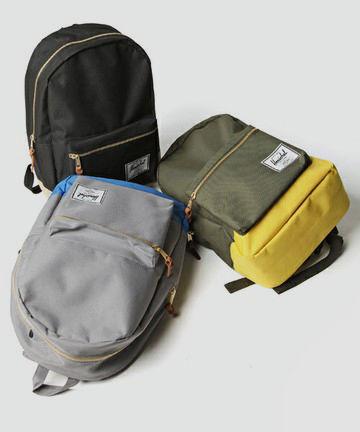 Марки Herschel и Beams выпустили совместную коллекцию рюкзаков. Изображение № 8.